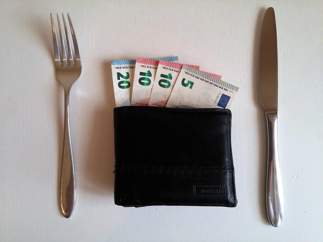 ¿Cuánto se gasta por día en Europa?