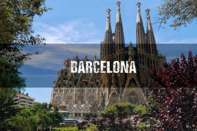 Vuelos DIRECTOS a BARCELONA, vuelos a Barcelona, Vuelos baratos a Barcelona