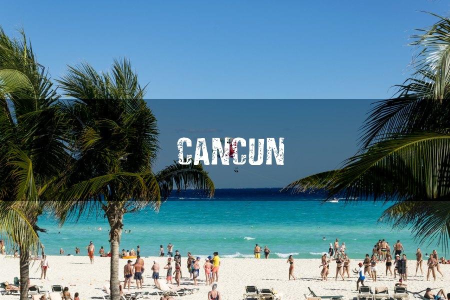 Vuelos a CANCUN desde $29.417