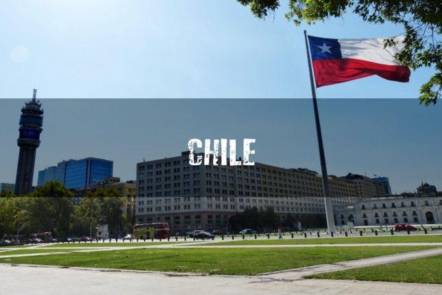 chileVuelos DIRECTOS a SANTIAGO DE CHILE desde $11.146 (Inc. Impuesto)