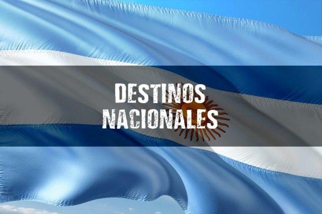 destinos nacionalesVUELOS LOW COST DENTRO DE ARGENTINA en CUOTAS!