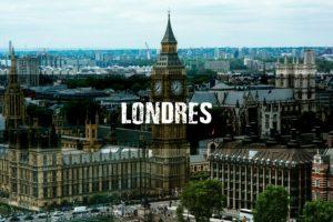 Vuelos DIRECTOS a LONDRES desde $37.807