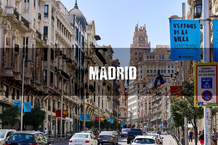 Vuelos a madird, vuelos baratos a Madrid