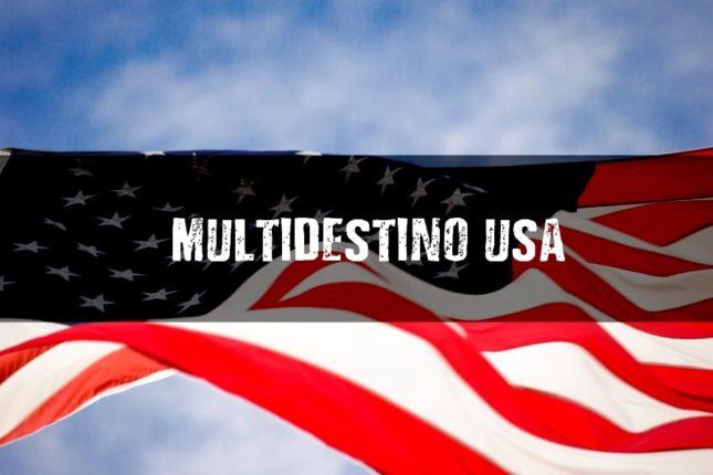 MULTIDESTINO: Vuelos a MIAMI + NUEVA YORK