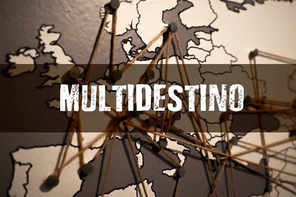 MULTIDESTINO: Vuelos a BARCELONA + LONDRES desde $42.250 VUELOS MULTIDESTINO: BERLIN + LISBOA de SAN PABLO