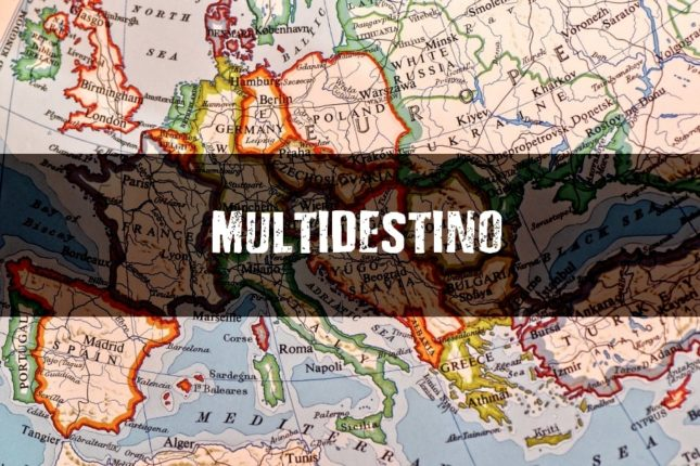 VUELOS MULTIDESTINO: MADRID + LISBOA Multidestino VUELOS MULTIDESTINO: MÚNICH + OPORTO