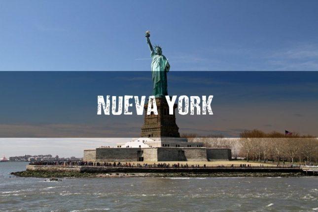 Vuelos baratos a Nueva York, aereos a nueva york, pasajes a nueva york, vuelos directos a nueva york
