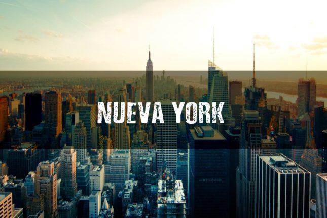 nueva york Vuelos a NUEVA YORK desde $25.703 (Imp. Incluido)
