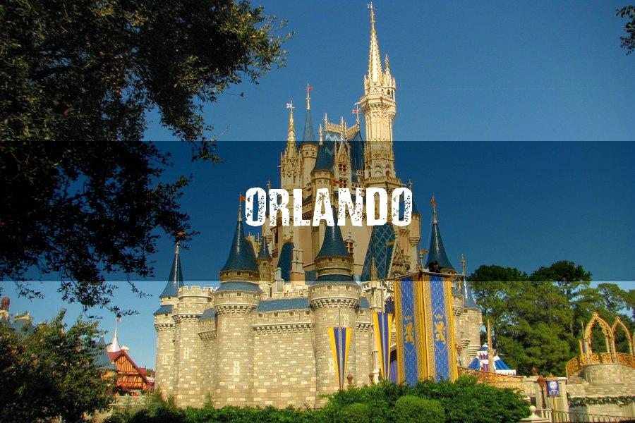 Vuelos a Orlando