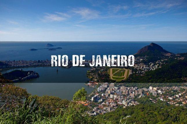 Vuelos a RIO DE JANEIRO desde $8.451 (Inc. Impuesto)