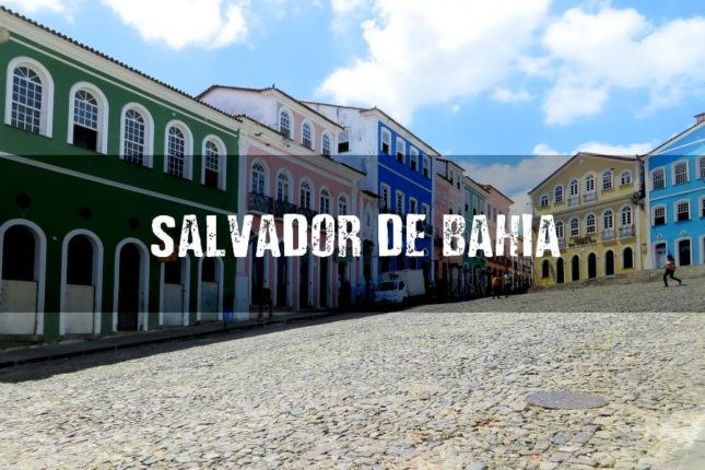 BLACK FRIDAY: Vuelos a SALVADOR BAHIA