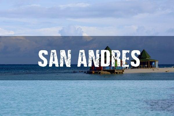 Vuelos a San Andres