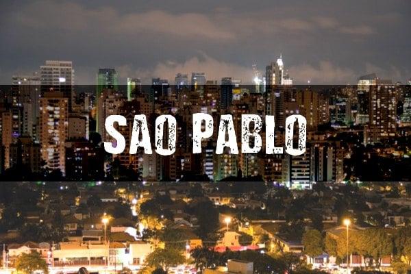 Vuelos baratos a San Pablo