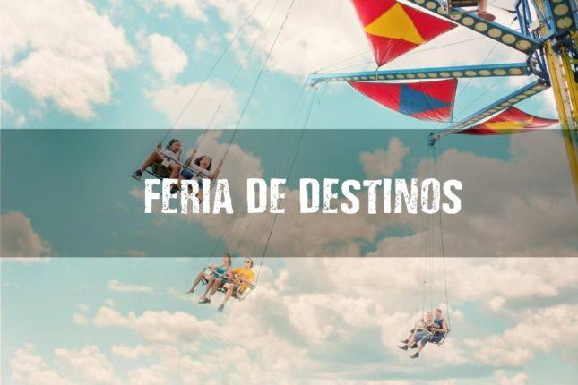feria de destinos, Vuelos a Brasil