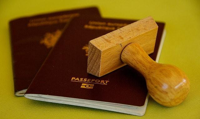 documentos necesarios para viajar pasaporte