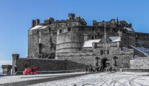 10 ciudades europeas para visitar en invierno Escocia