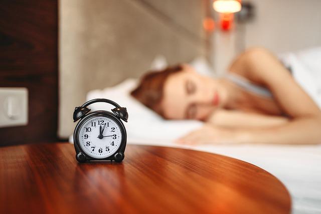 CUARENTENA : Los especialistas recomiendan dormir más
