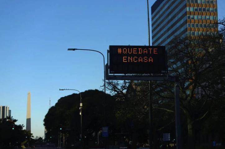 Coronavirus en la Argentina: se extenderá al menos hasta el 23 de abril