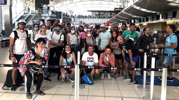 La angustia de 350 argentinos varados en un país caribeño por la pandemia
