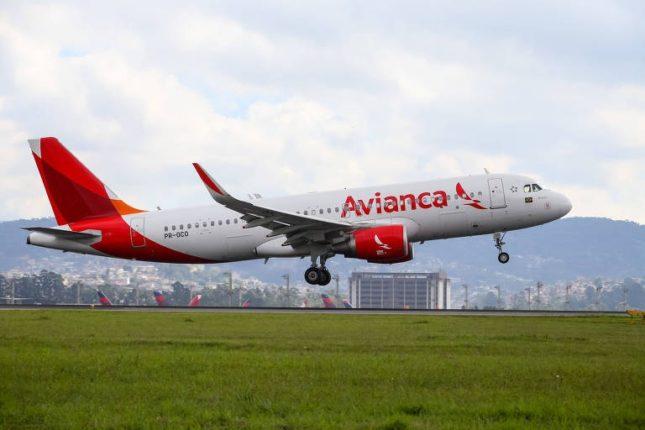 Coronavirus. La aerolínea colombiana Avianca se declaró en quiebra