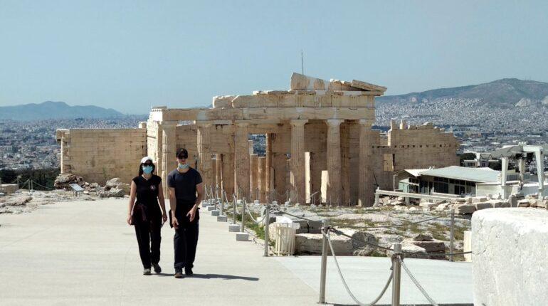 Grecia en Pandemia